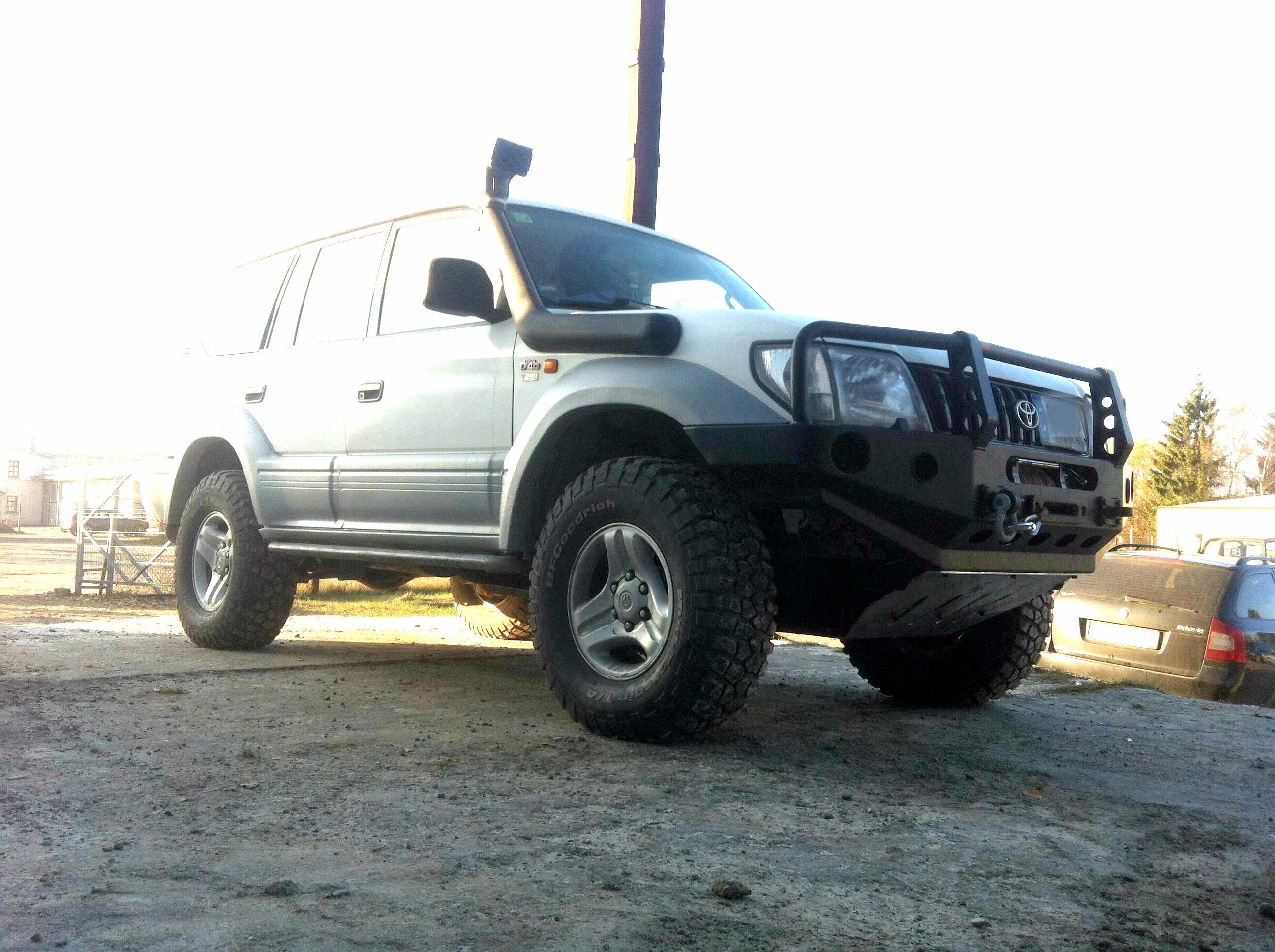 Toyota Land Cruise